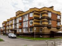 Сосенское, улица Потаповская Роща, дом 4 к.2. многоквартирный дом