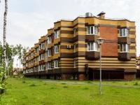 Сосенское, улица Потаповская Роща, дом 4 к.4. многоквартирный дом
