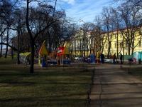 Адмиралтейский район, сквер Александровский садпроезд Адмиралтейский, сквер Александровский сад