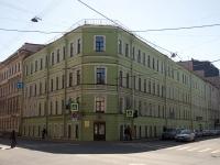 Вознесенский проспект, дом 13. многоквартирный дом