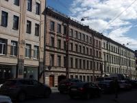 Вознесенский проспект, дом 20. многоквартирный дом