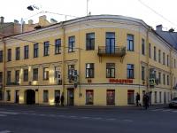 Вознесенский проспект, дом 25. многоквартирный дом