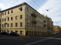 Вознесенский проспект, дом 29. многоквартирный дом
