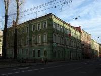 Вознесенский проспект, дом 34. многоквартирный дом