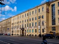 Адмиралтейский район, Московский проспект, дом 22. многоквартирный дом