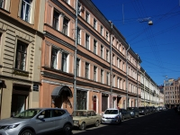 , st Dekabristov, house 5. Apartment house
