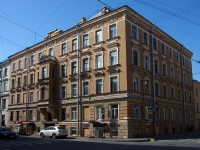 , st Dekabristov, house 9. Apartment house