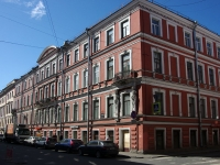 , st Dekabristov, house 17. Apartment house