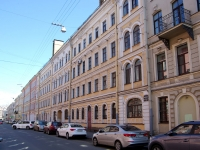 , st Dekabristov, house 18. Apartment house