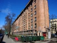 , st Dekabristov, house 29 ЛИТ Б. Apartment house