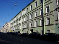 Адмиралтейский район, улица Казанская, дом 54. многоквартирный дом