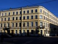 , st Kazanskaya, house 52. Apartment house