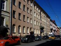 , Kazanskaya st, house 41