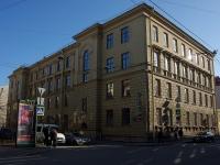 , st Kazanskaya, house 48. gymnasium