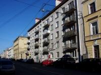 , st Kazanskaya, house 50. Apartment house