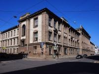 , st Kazanskaya, house 27. gymnasium