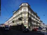 улица Гражданская, дом 27. многоквартирный дом