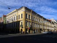 , avenue Rimsky-Korsakov, house 11. Apartment house