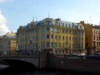 , avenue Rimsky-Korsakov, house 18. Private house