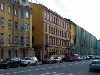 , avenue Rimsky-Korsakov, house 20. Private house