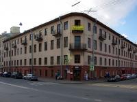 , avenue Rimsky-Korsakov, house 43. Apartment house