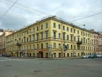 , avenue Rimsky-Korsakov, house 53. Apartment house