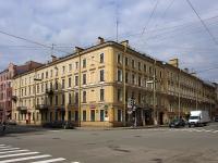 , avenue Rimsky-Korsakov, house 55. Apartment house
