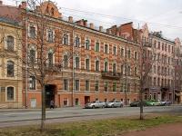 , avenue Rimsky-Korsakov, house 59. Apartment house