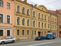 , avenue Rimsky-Korsakov, house 61. Apartment house