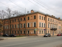 , avenue Rimsky-Korsakov, house 63. Apartment house