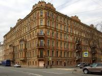 , avenue Rimsky-Korsakov, house 65-11. Apartment house