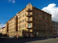 , avenue Rimsky-Korsakov, house 71. Apartment house