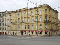 , avenue Rimsky-Korsakov, house 73-33. office building