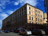 , st Sadovaya, house 42. Apartment house