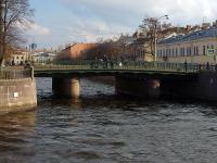 """Адмиралтейский район, Щепяной переулок. мост """"Старо-Никольский"""""""