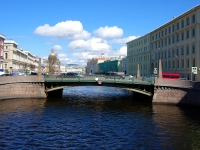 , st Glinka. bridge
