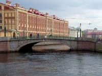 , avenue Rimsky-Korsakov. bridge