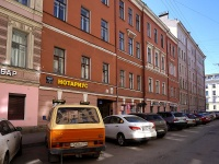 , Spasskiy alley, 房屋3