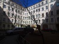 Адмиралтейский район, Спасский переулок, дом 6-8. многоквартирный дом