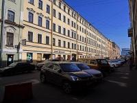 , Spasskiy alley, 房屋6-8