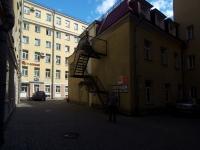 Адмиралтейский район, Спасский переулок, дом 14/35ЛИТ.А. офисное здание