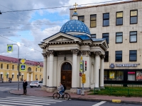 , avenue Izmaylovskiy, house 4 ЛИТ А. chapel