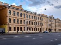 Адмиралтейский район, Измайловский проспект, дом 2А. офисное здание