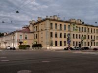 Адмиралтейский район, Измайловский проспект, дом 15. многоквартирный дом
