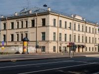 Адмиралтейский район, Измайловский проспект, дом 17. офисное здание