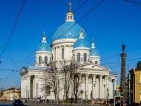 , Izmaylovskiy avenue, house7А