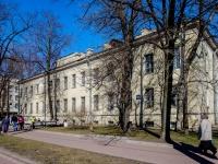 Адмиралтейский район, Измайловский проспект, дом 6. офисное здание