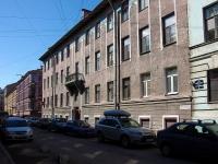 Адмиралтейский район, Пирогова пер, дом 17