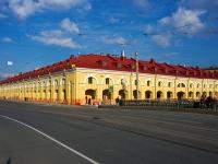 """Адмиралтейский район, Щепяной переулок, дом 4-6. рынок """"Никольский рынок"""""""
