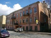 Адмиралтейский район, улица Витебская, дом 4. многоквартирный дом